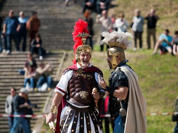 Рим в день города