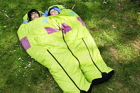 Полезные советы по выбору спального мешка для похода