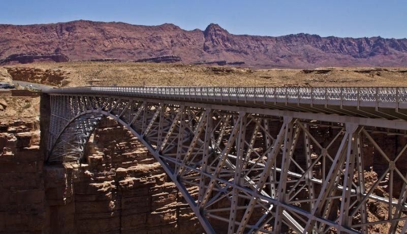 Банджи-джампинг Мост Навахо