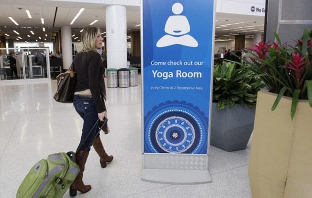 Международный аэропорт Сан-Франциско, США