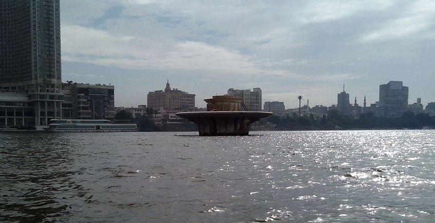 фонтан на Ниле в Киаре
