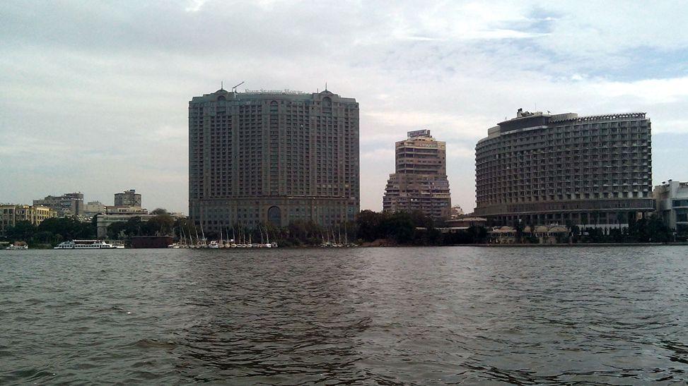Самая дорогая гостиница в Каире