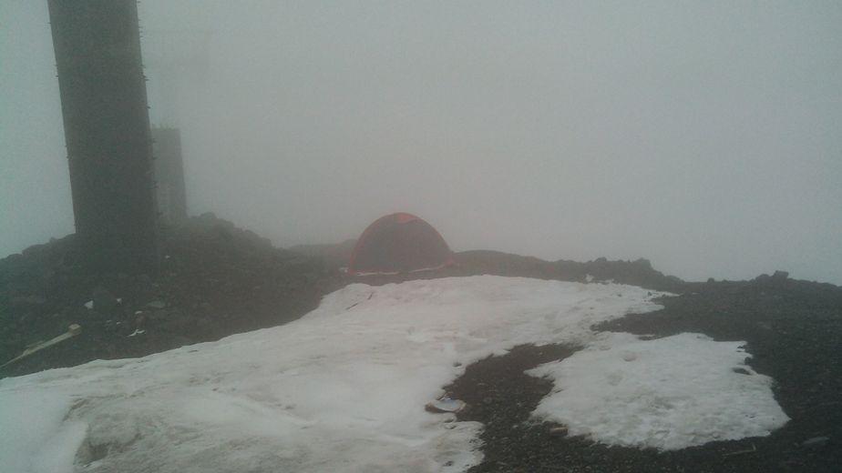 палатка на 3800