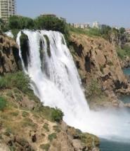 Нижний Дюденский водопад Анталья