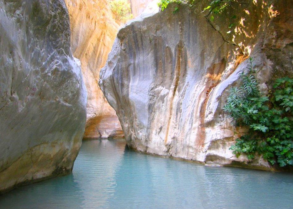 красота каньона Гейнюк