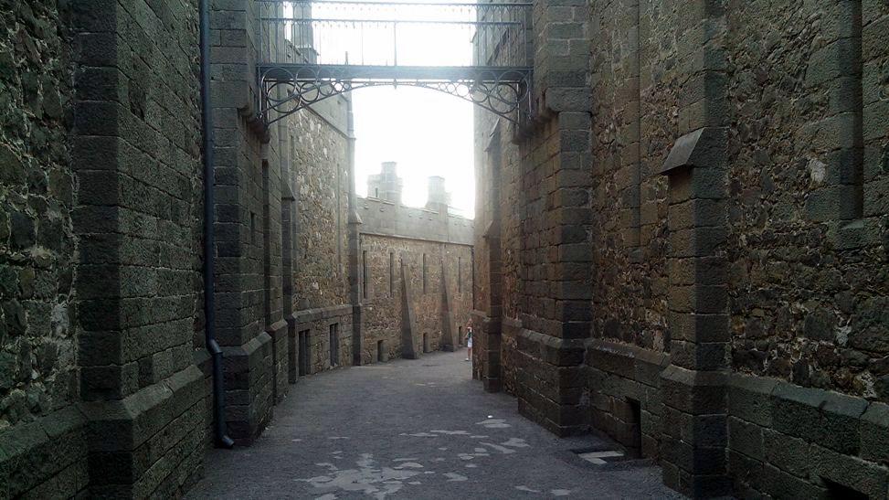Воронцовский дворец стены