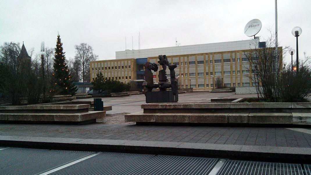 Памятникик Лаппеенранта