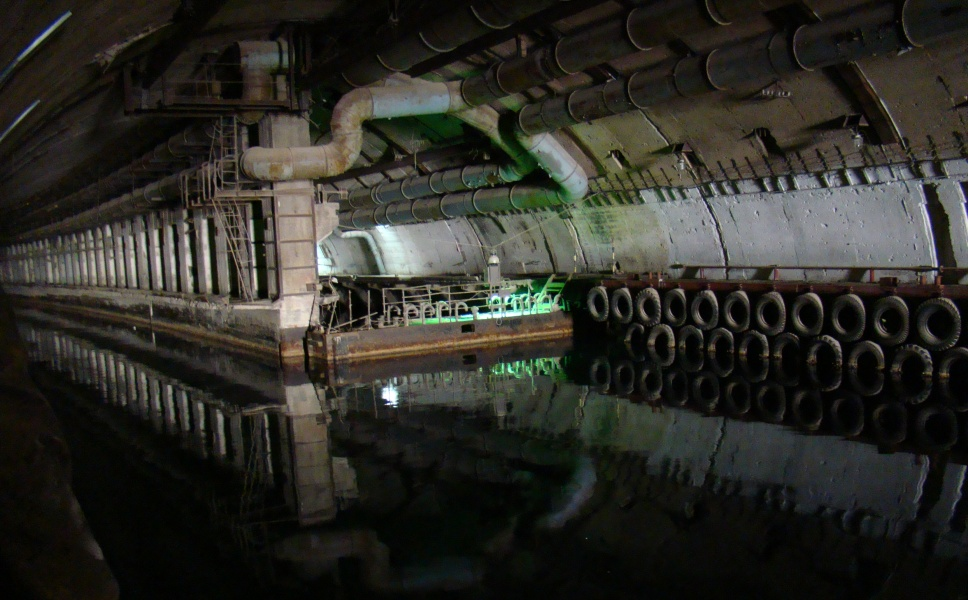 Подводные лрдки Балаклава
