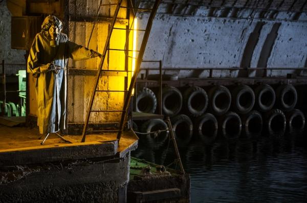 док дря ремонта подводных лодок