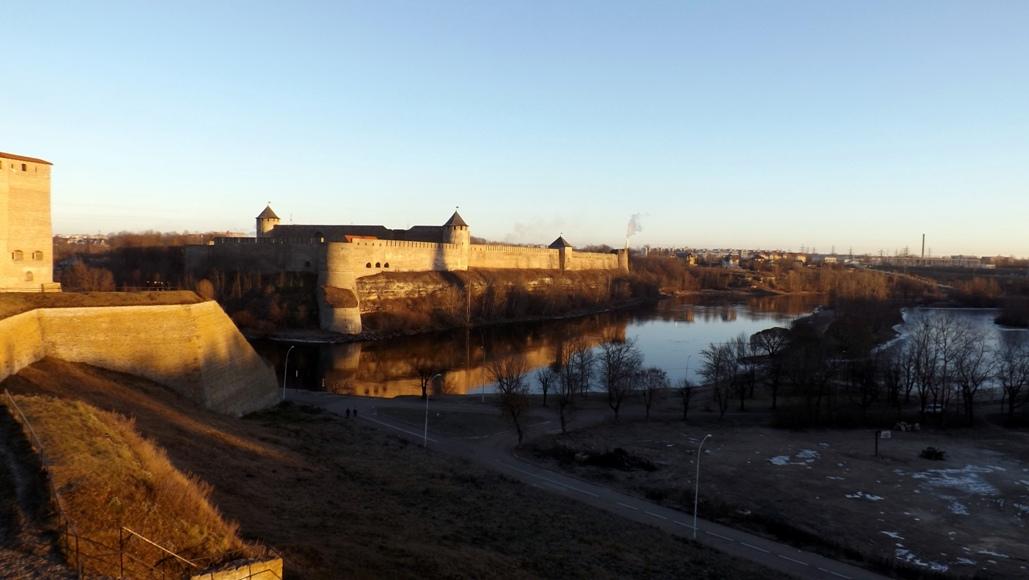 Нарва Иван город