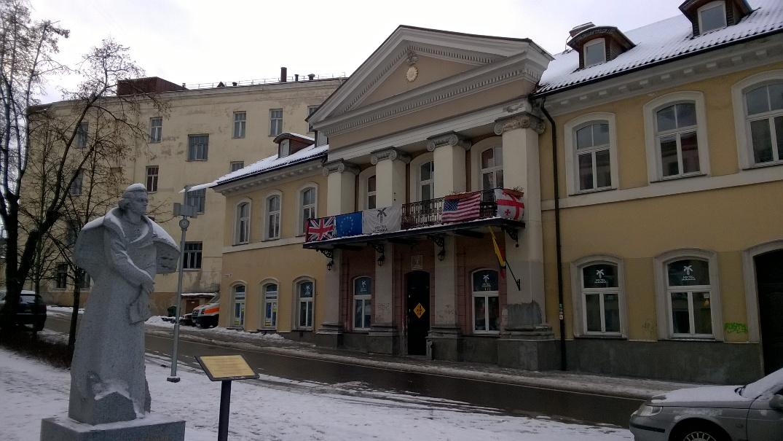 Хостел Ямайка в Вильнюсе