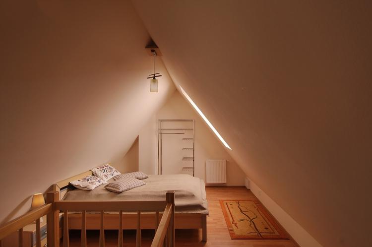 Второй уровень квартира в Закопане