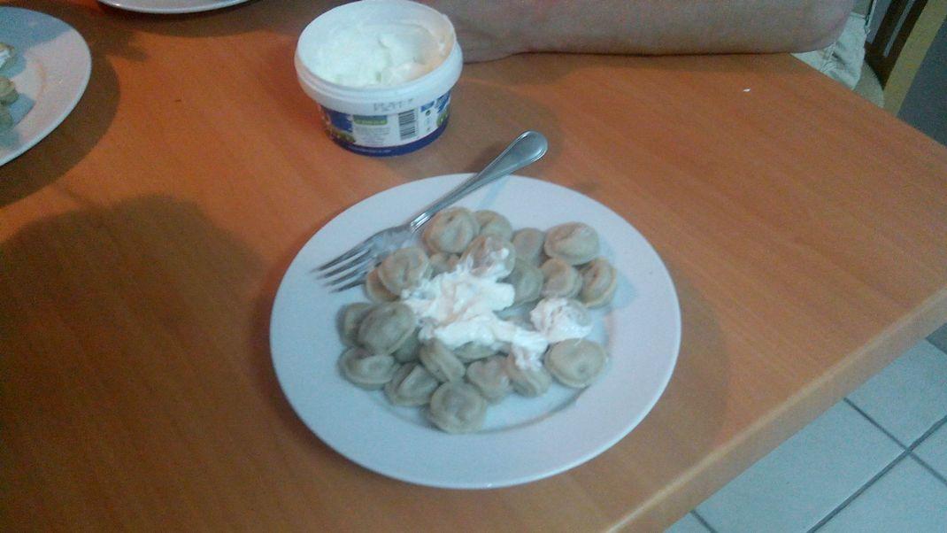 Дешевый ужин на Кипре