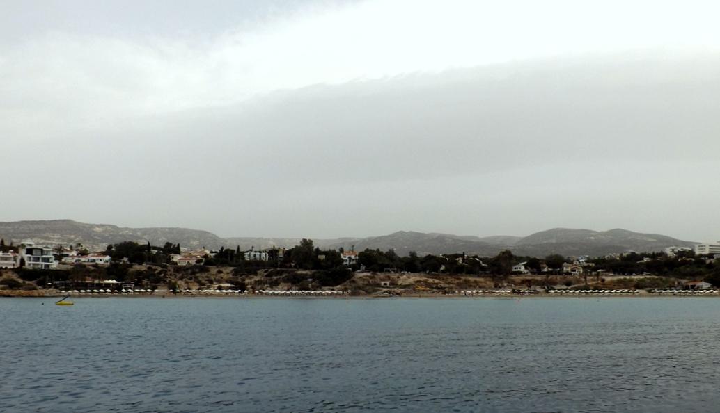 Пляж Корал бей