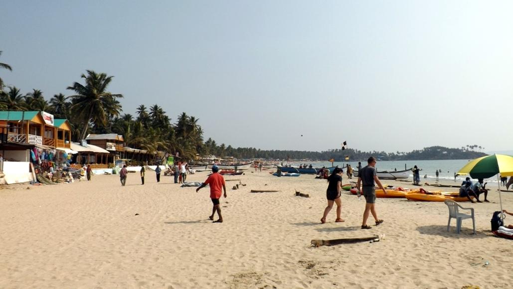 Пляж Палолем Гоа