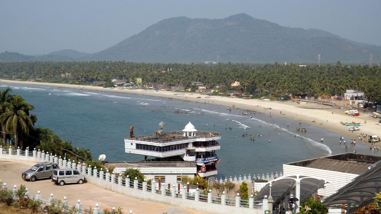 Пляж Мурудешвара