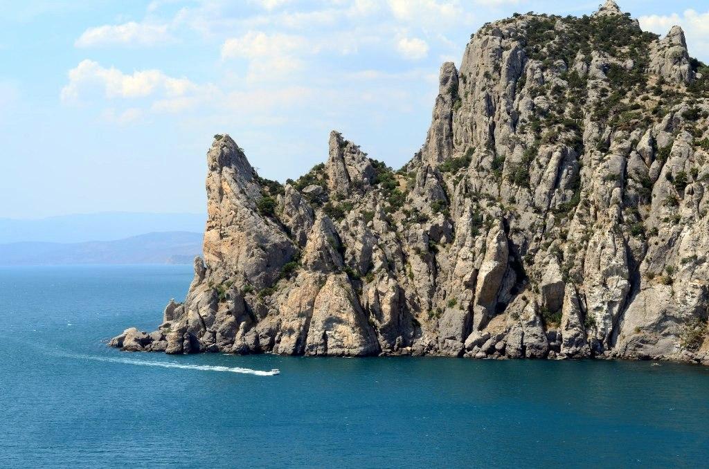 Красота не хуже Греции, а это Крым