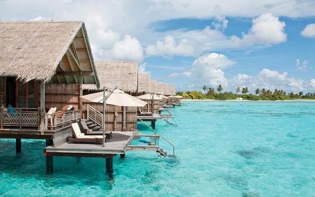 Мальдивы - райское место