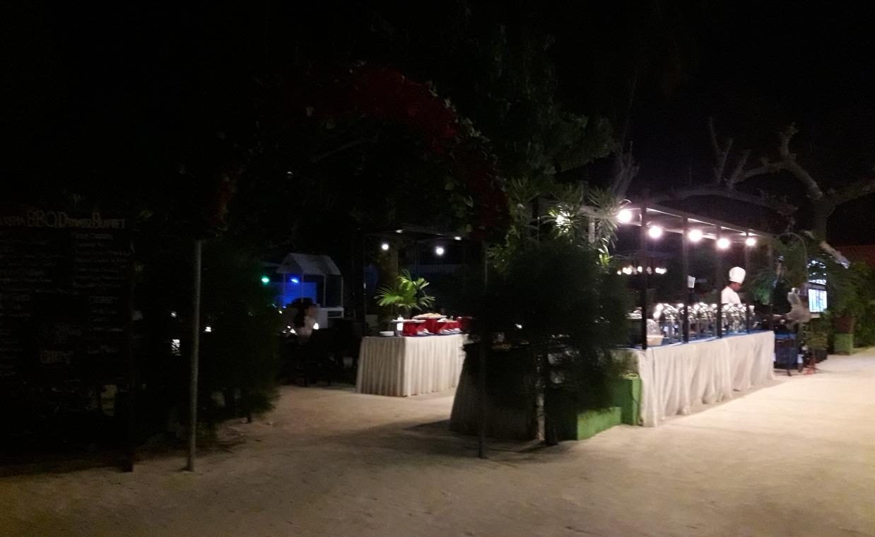 Арена бич ресторан вход