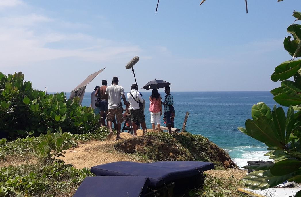 Как снимают кино на Шри-Ланке