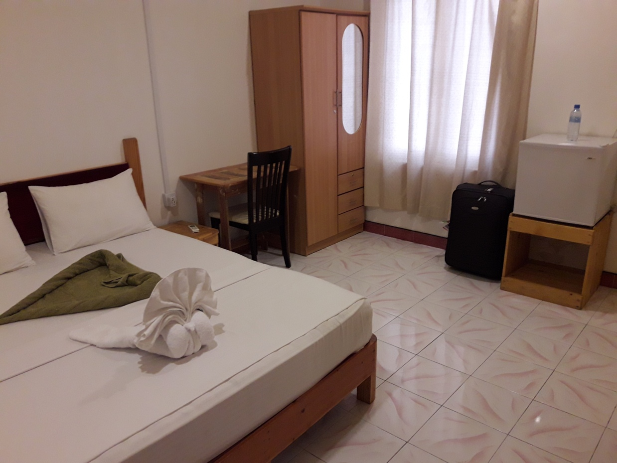 Комната в отеле ZeeStar