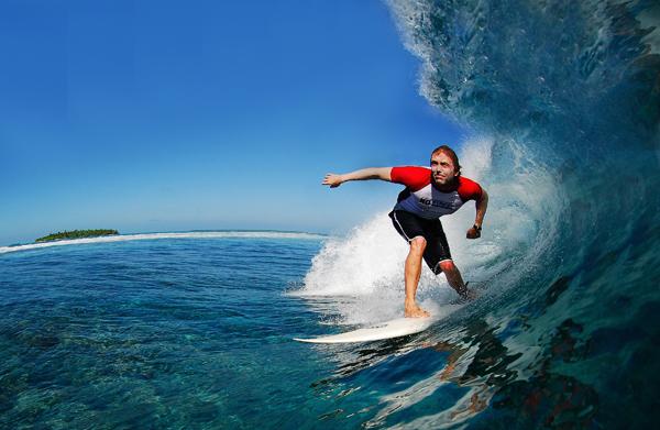 Серфинг в Мириссе