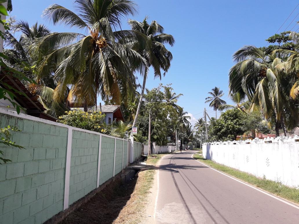 Улицы Мириссы