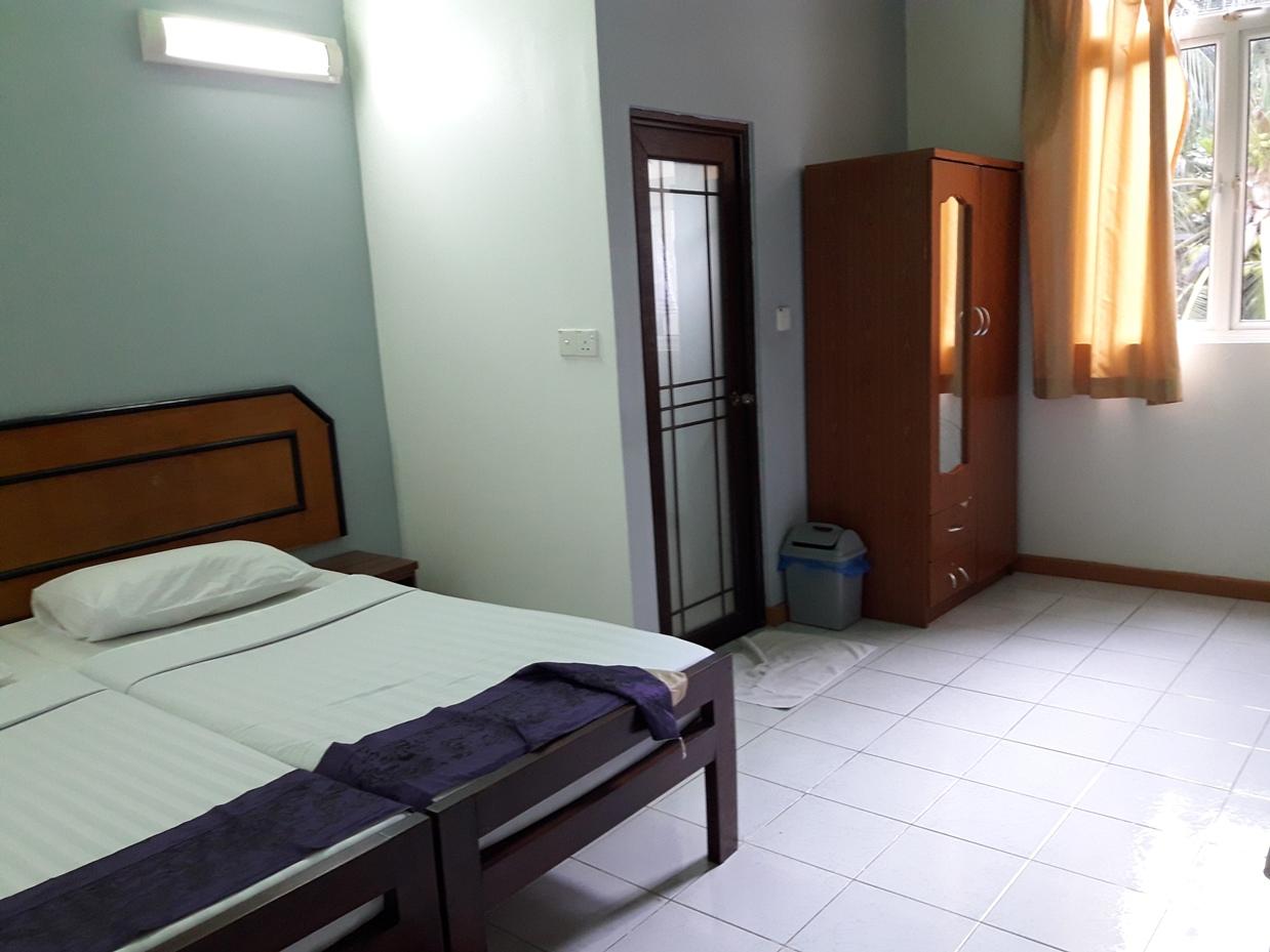 комната отеля The park house