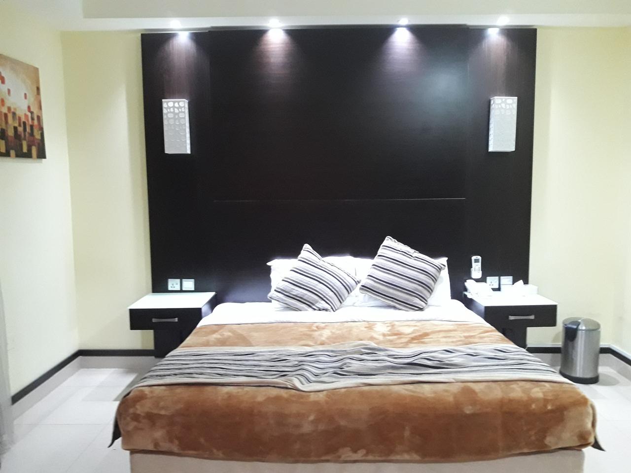 Номер в Panorama dubai hotel