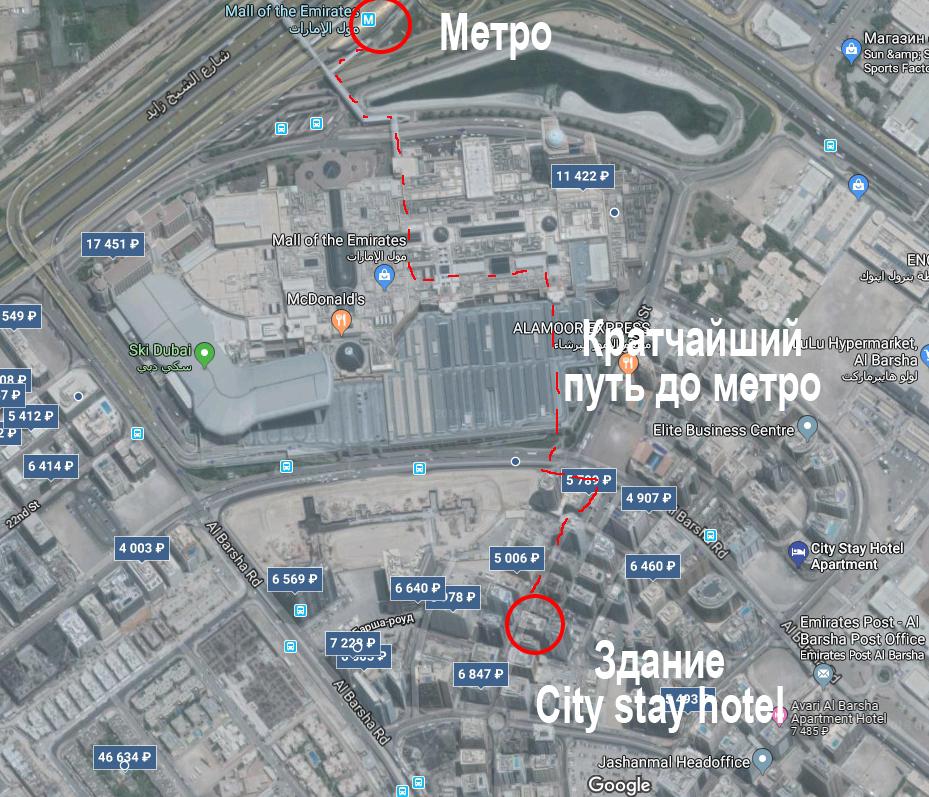 City stay hotel на карте