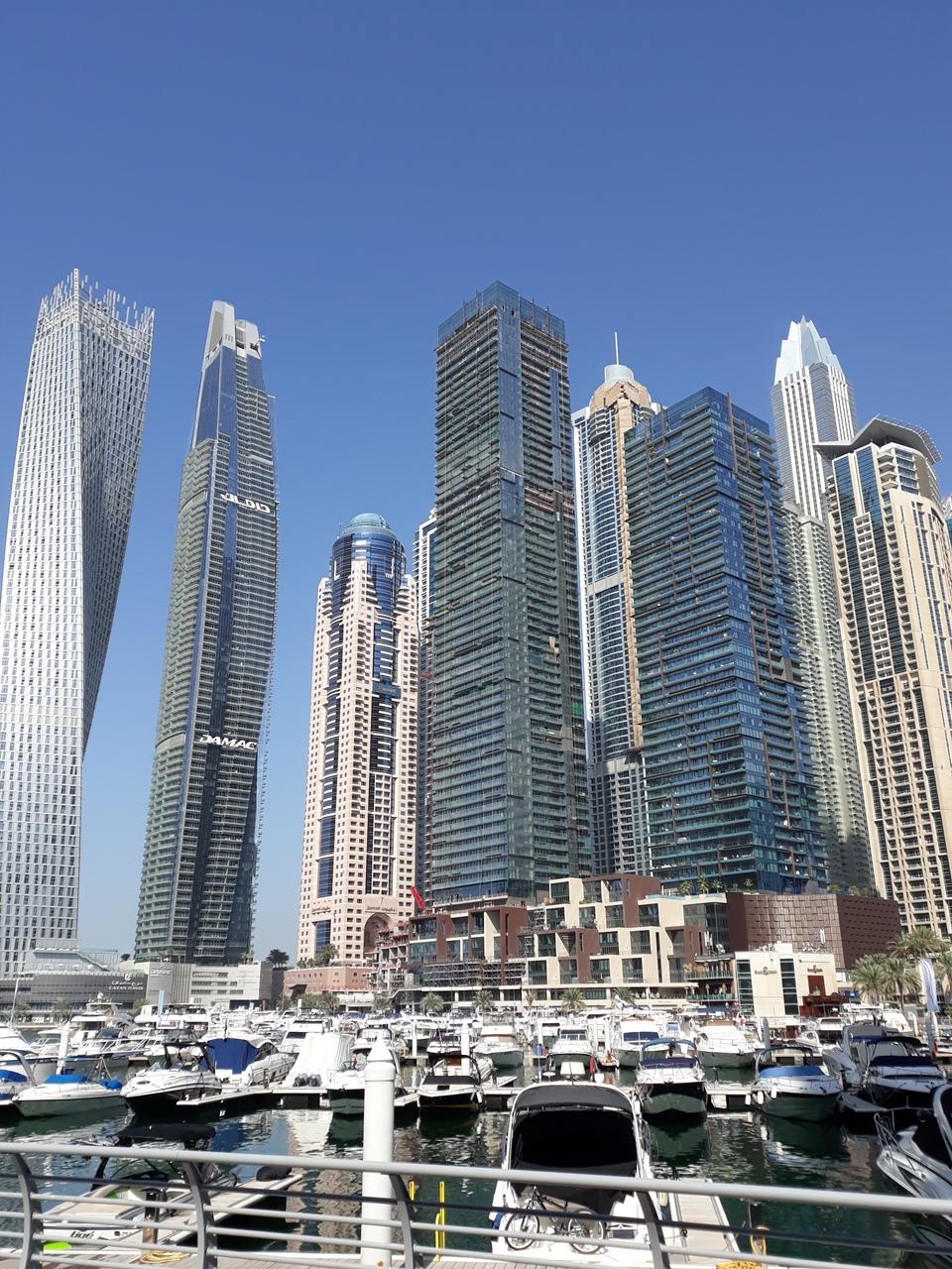 Дубай марина 2019
