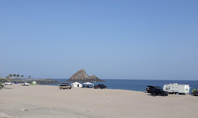 Пляж около острова Снупи