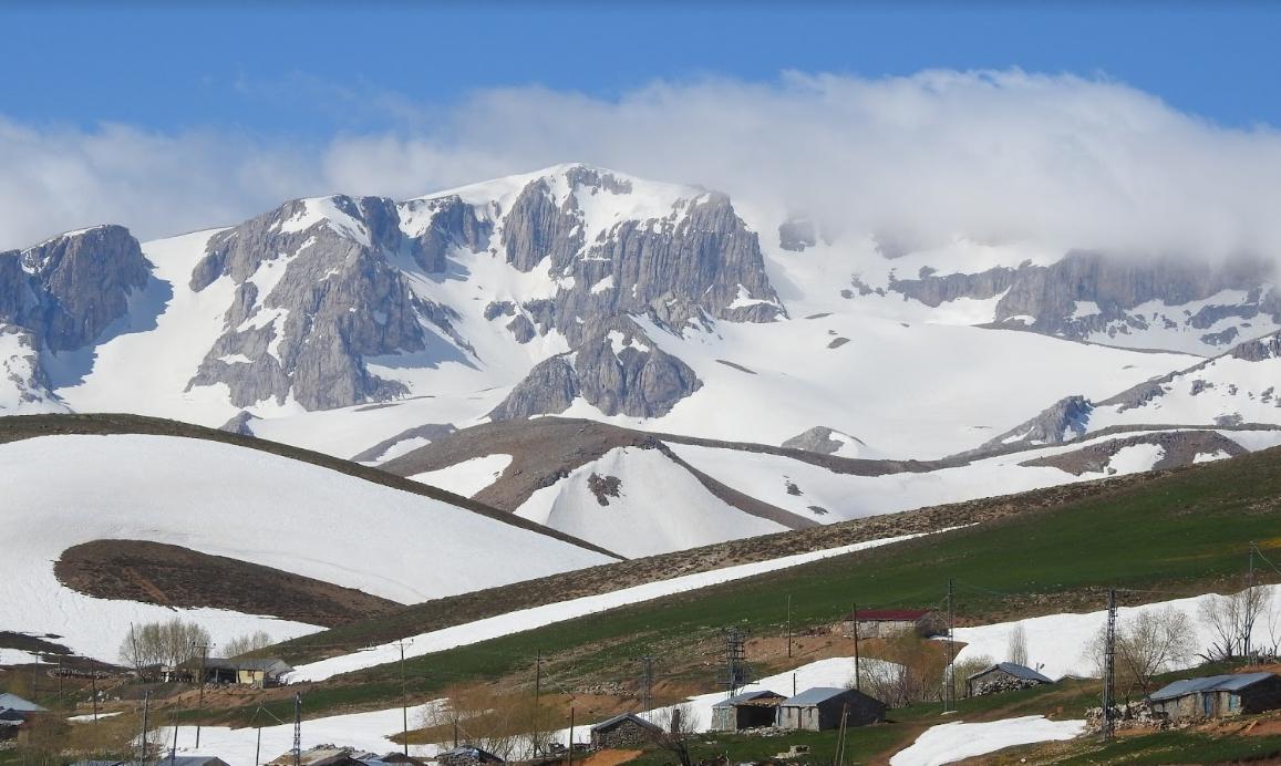 Оленья гора Аланья